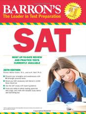 Barron's SAT, 4th Edition