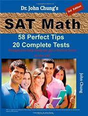 Dr. John Chung's SAT Math