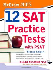 McGraw Hill's 12 Practice SATs